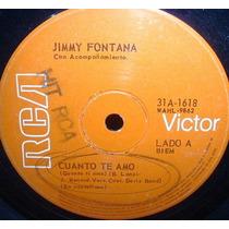 Jimmy Fontana En Cast Cuanto Te Amo Simple Argentino Promo