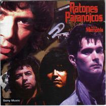 Ratones Paranoicos: Hecho En Memphis - Cd 1993 - R. Stones