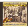Cd Los Fatales Revolucion Fatal (1999) Nuevo