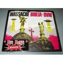 Cd Massacre Biblia - Ovni ( Visitá Mi Eshop Big Bang Rock )