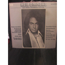 El Arcon Lp Vinilo Neil Diamond - Sus Mas Grandes Exitos