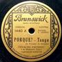 Discos 78rpm Tango Folklore Antiguo Moderno Pasta Victrola