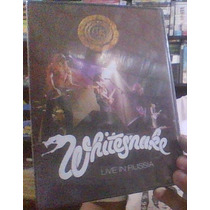 Whitesnake Live In Rusia Dvd