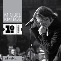 Miguel Mateos Primera Fila Cd +dvd Original Clickmusicstore