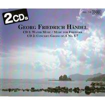 Cds Georg Friedrich Händel - 2 Cds