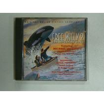 Cd Banda De Sonido Liberen A Free Willy 2 1995 En La Plata