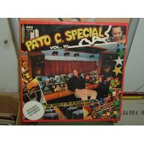 Pato C Special Vol 10 Vinilo Argentino Promo
