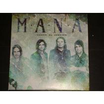 Mana - Cd Single - Lluvia Al Corazon