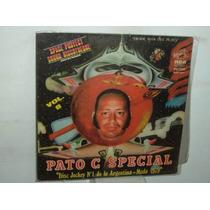 Pato C Special Vol 8 Vinilo Argentino