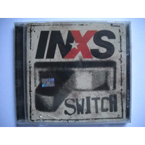 Inxs Switch Cd Nuevo