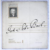 Lp: I Grandi Musicisti N°102: Bach 1