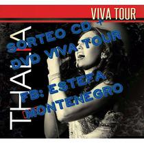 Cd Viva Tour Thalia