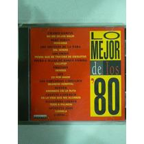 Cd Compilado Lo Mejor De Los 80 Rock Nacional En La Plata