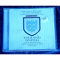 England United - On Top Of The World ( Cd Single) Spice Girl