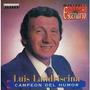 Luis Landriscina - Campeon Del Humor - Disco Compacto