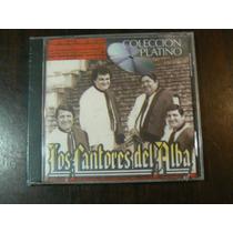 Cd Los Cantores Del Alba Coleccion Platino 1996 En La Plata
