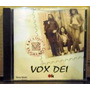 Vox Dei Exclusivo Musimundo Cd 1995 Columbia Eureka