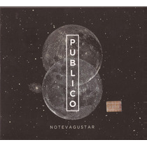 No Te Va A Gustar - Publico - Cd + Dvd Original Y Sellado