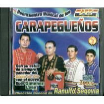 Los Carapegueños Ranulfo Segovia Chamame Cd