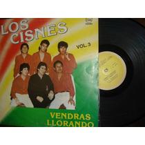 Los Cisnes Vol 3 Lp Cumbia Santafesina Dialogomusical