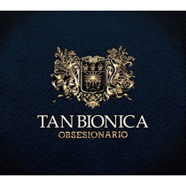 Tan Bionica Obsesionario Cd + Dvd Black Ediposnible 24-07-14