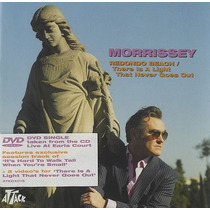 Morrissey Redondo Beach/there Is A Light Dvd Single