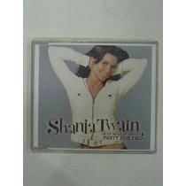 Cd Shania Twain Mark Mcgrath Party For Two Maxi En La Plata