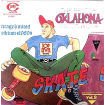 The Best Of Oklahoma Discotheque Vol.9 - Lp Pato C -