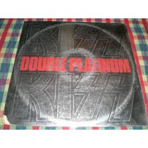 Lp Kiss / Double Platinum - 2 Vinilos Usa