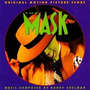 La Mascara The Mask R Edelman Cd Musica Pelicula Import Usa