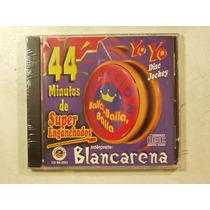 Cd 44 Minutos De Super Enganchados Blancarena En La Plata