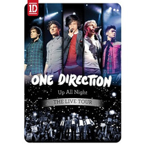 One Direction Up All Night The Live Tour Dvd Novedad !!