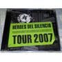 Heroes Del Silencio (2cds) Tour 2007 (arg) Nuevo Bunbury