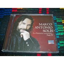 Marco Antonio Solis - La Historia Continúa Parte Iv (2011)