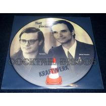 Kraftwerk - Ralf & Florian Re-ed Uk 1998 Vinilo Picture Disc