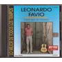 Leonardo Favio Cd Fuiste Mia Un Verano Cd Nuevo!