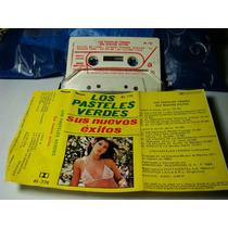 Los Pasteles Verdes Sus Nuevos Exitos 1984 Argentin Cassette