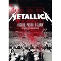 Metallica Orgullo Pasión Y Gloria 2 Cd + 2 Dvd Box Clickmus