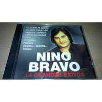 Nino Bravo 14 Grandes Éxitos - Cd Original