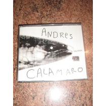 Cd Andres Calamaro: El Salmón. 5 Cd´s + Bonus. 1° Edicion.