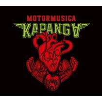 Kapanga - Motormúsica (cd 2015)