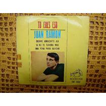 Juan Ramon / Tu Eres Eso - Ep De Vinilo Con Tapa