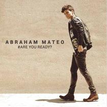 Cd Abraham Mateo. Are You Ready? 2015. Nuevo / Original.-