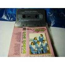 Los Dinos Notas De Amor 1991 Argentina Cassette