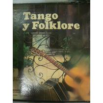 Disco Long Play Vinilo Tango Y Folklore 8 Discos El Entrerri