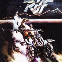 Riff - Ruedas De Metal ( Vinilo Lp ) Cerrado ( Zona Once )