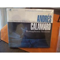 Andres Calamaro (cd Nuevo 2016) Romaphonic Sessions