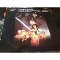 El Regreso Del Jedi Vinilo Star Wars La Guerra De Las Galaxi