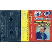 Grandes Exitos De Alberto Plaza Volumen 4 Cassette