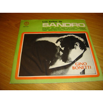 Gino Bonetti Los Exitos De Sandro Lp Rare Vinilo
